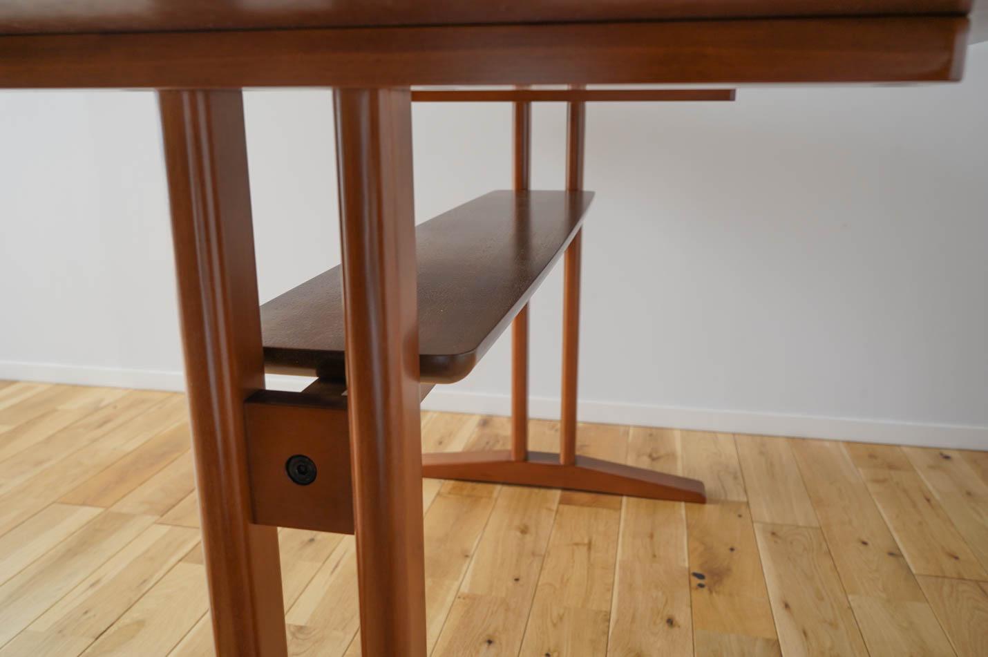 カリモク60+ カフェテーブル1200 棚板
