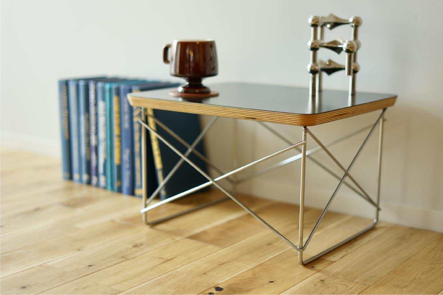 イームズLTRT ワイヤーベーステーブル