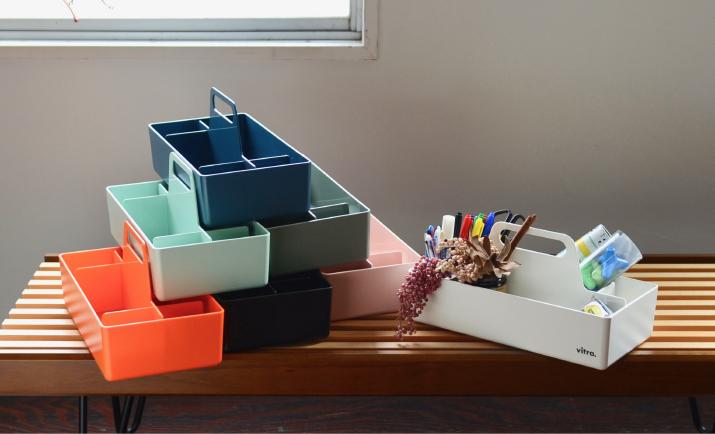 ヴィトラ(Vitra)ツールボックス(Toolbox)も色の入れ替えがありました