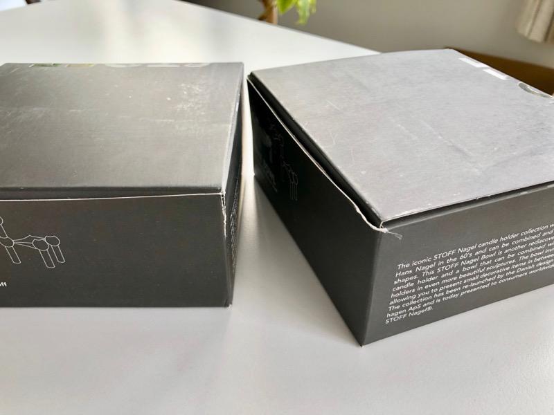 STOFF Nagelのボウルのパッケージ