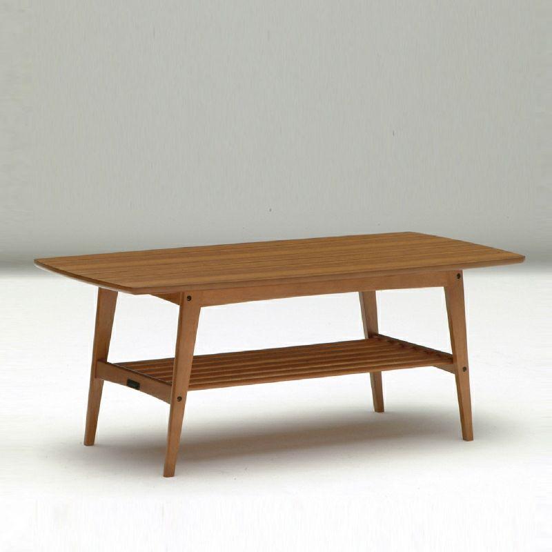 カリモク60 リビングテーブルL ウォールナット