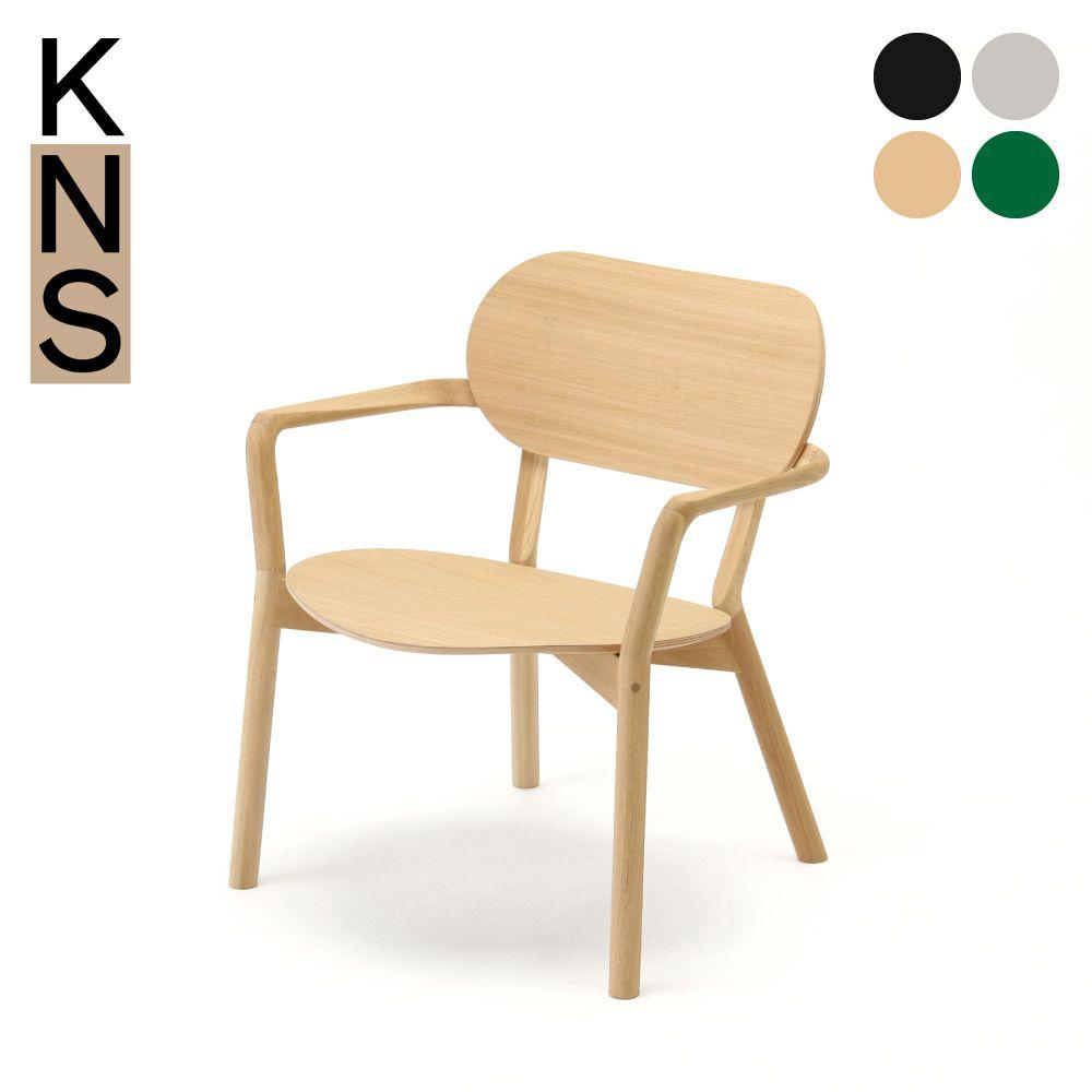 カリモクニュースタンダード キャストールローチェア (Karimoku New Standard Castor Low Chair)