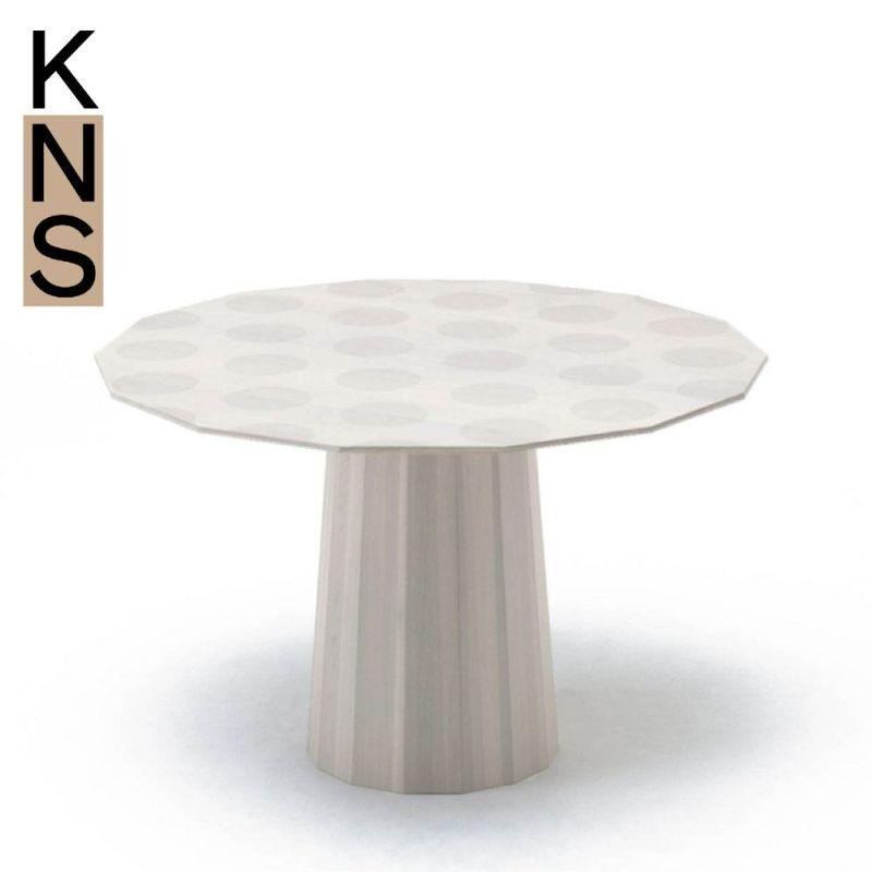 カリモクニュースタンダード カラーウッドダイニング 120 ドット(Karimoku New Standard Colour Wood Dining 120)[D342H6ZA-A]